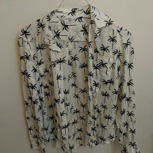 New--AE printed shirt